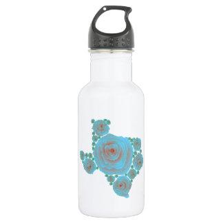 Texas Blue Rose 532 Ml Water Bottle