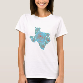 Texas Blue Rose T-Shirt