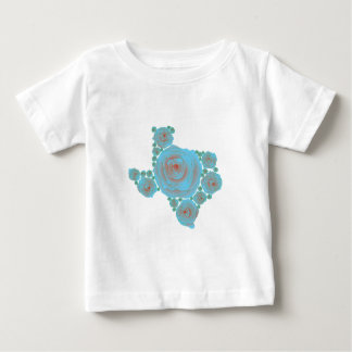 Texas Blue Rose Tshirts