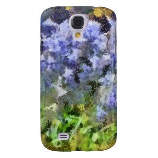 Texas Bluebells Galaxy S4 Case