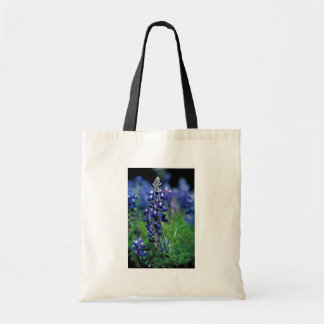 Texas Bluebonnet Budget Tote Bag
