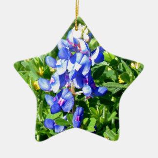 TEXAS BlueBonnet Christmas Ornaments