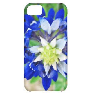 Texas Bluebonnet Top View Case For iPhone 5C