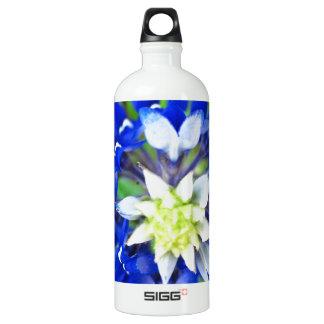 Texas Bluebonnet Top View SIGG Traveller 1.0L Water Bottle