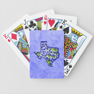 TEXAS BLUEBONNETS CARD DECKS