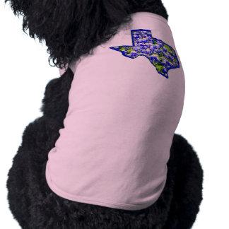 TEXAS BLUEBONNETS DOG CLOTHES