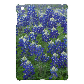 Texas Bluebonnets Field Photo iPad Mini Cases