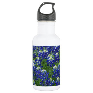 Texas Bluebonnets Field Photo 532 Ml Water Bottle