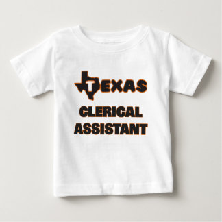 Texas Clerical Assistant Tshirt