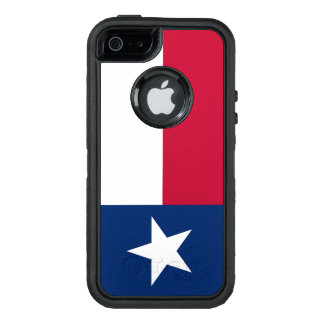 Texas Flag Defender Otterbox iPhone SE/5/5s Case