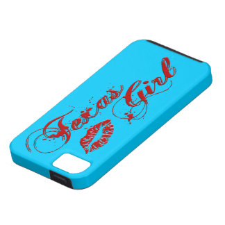 Texas Girl Designer iPhone 5S Case Skinit