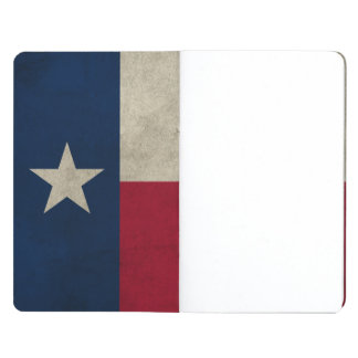Texas Grunge- Lone Star Flag Journal
