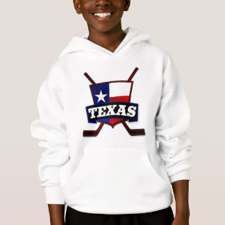 Texas Hockey Flag Logo