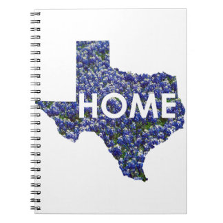 Texas is Home Notebook