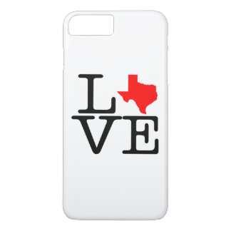 Texas Love iPhone 8 Plus/7 Plus Case