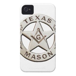 Texas Mason iPhone 4 Case