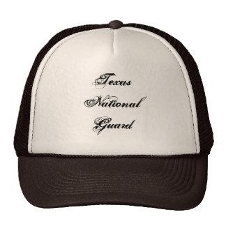 Texas National Guard Hats