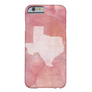 Texas Phone Case - Hearts