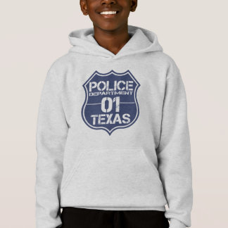 Texas Police Department Shield 01