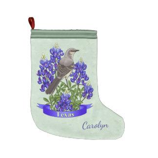 Texas State Bird & Flower Sage Green
