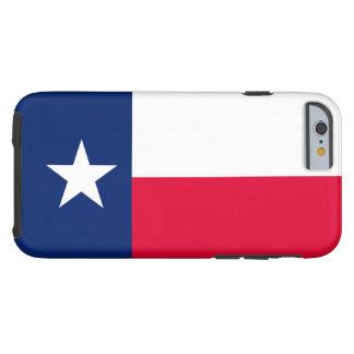 Texas State Flag Design Tough iPhone 6 Case