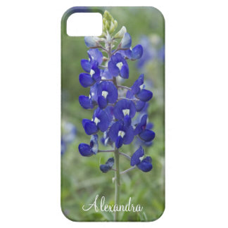 Texas State Flower Bluebonnet Photo iPhone 5 Cover