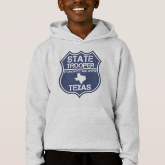 Texas State Trooper To Protect And Serve