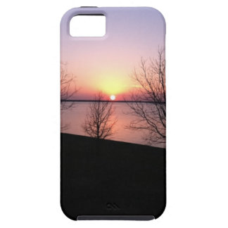 Texas Sunset iPhone 5/5s Case