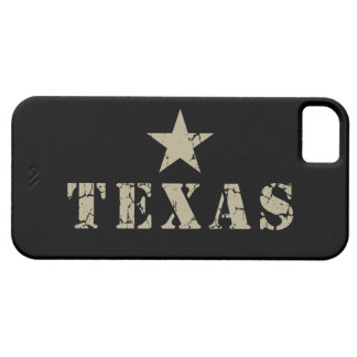 Texas, the Lone Star State iPhone 5 Covers