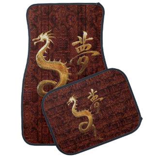 Textiles Asian Car Mat