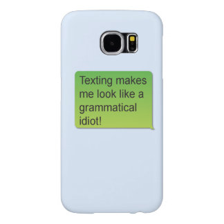 Texting Samsung Galaxy S6 Cases