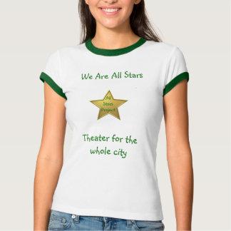 TFTWC Ringer-G/W T-Shirt