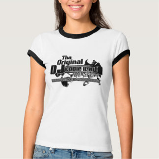 Tha Original DJ Eddie Kane Mixshow Official Ladies T-Shirt