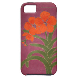 Thai Batik Flower iPhone 5 Case