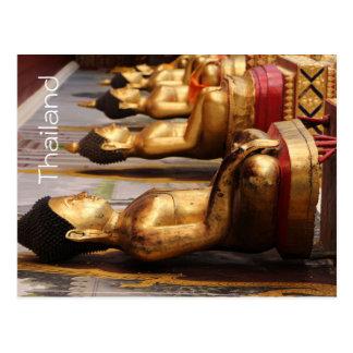 Thailand Buddha Postcard