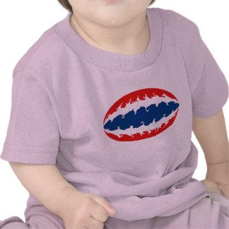 Thailand Gnarly Flag T-Shirt