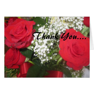 Thank You.... Greeting Card