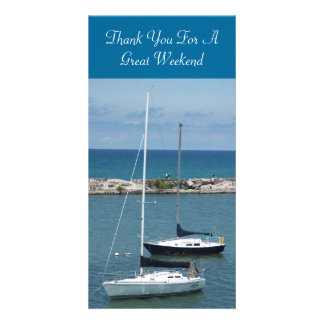 Thank You For A Great Weekend, TEYoung Picture Card