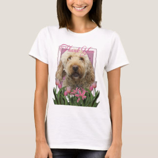 Thank You - Goldendoodle T-Shirt