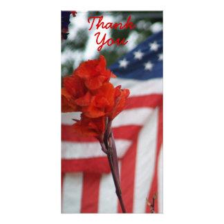 Thank You Photocard Customized Photo Card
