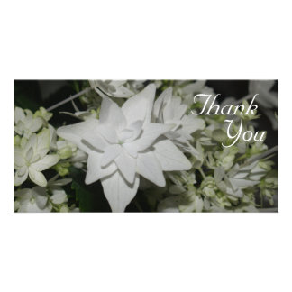 Thank You Photocard Personalized Photo Card