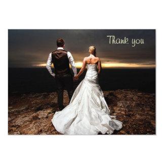 thank you photocards card
