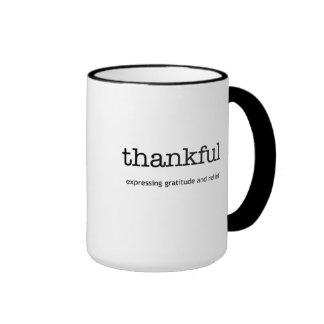 Thankful Inspiration Mug