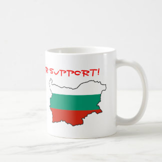 Thanks for you Support Mug - Customized