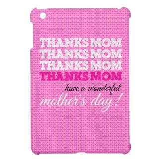 Thanks mom! iPad mini cases