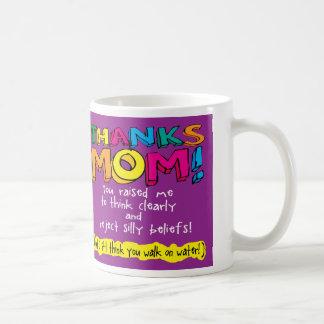 THANKS MUM! Mother's Day mug