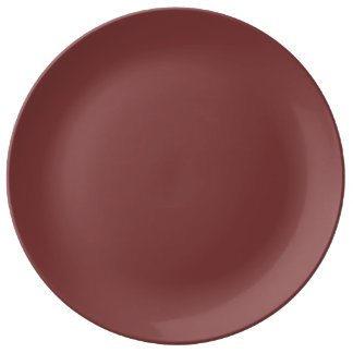 Thanksgiving | Eat Drink and Be Thankful Charger Porcelain Plate