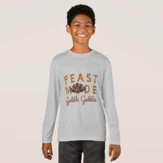 Thanksgiving Feast Mode T-Shirt