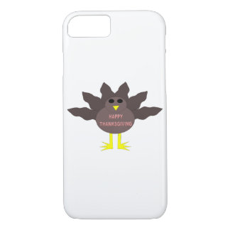 Thanksgiving Plucked Turkey iPhone Case