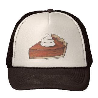 Thanksgiving Pumpkin Pie Slice Hat